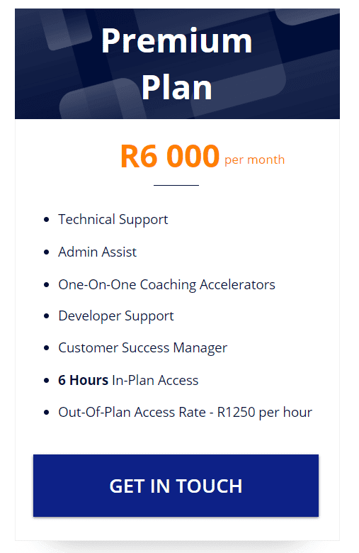 Zoho Support South Africa